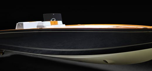 electric yacht